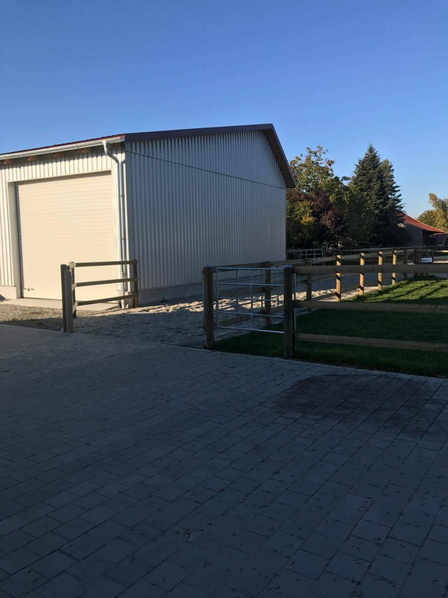 Gewerbehalle Straubing 1